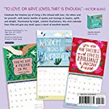Everything Grows with Love Mini Wall Calendar
