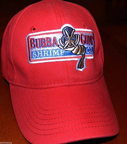 Bubba Gump Shrimp Co hat Run Forrest Tom Hanks Halloween party ... 03879230a4e8
