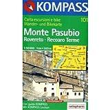 Carte touristique : Rovereto, Monte Pasubio