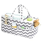 Kiddy Kaddy by Bubble Bug. Baby Diaper Caddy and Organizer/Premium Diaper and Storage Caddy Holds More Diapers Than Similar Products. Perfect for Nursery, Home, Car or Travel Organization.