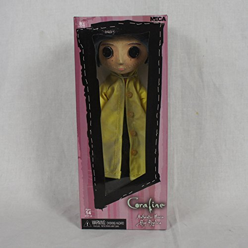 (USA Warehouse) NECA CORALINE The Movie 10 Prop Replica Doll Action Figure Sealed NEWITEM#NO: 43E8E-UFE6 C2A17074 by KOBOSY