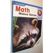Math Makes Sense 5 by Ray Appel (2008-08-01)