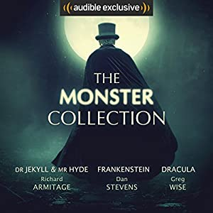 The Monster Collection Audiobook