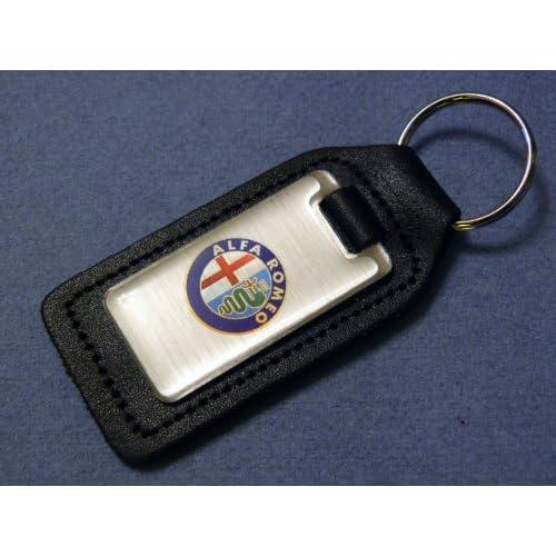 Préférence outlet Alfa Romeo Porte-clé - en cuir véritable Porte-clés Porte  QA89