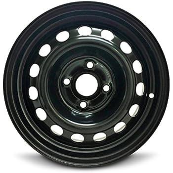 2013 Hyundai Accent Tire Size >> Amazon.com: Road Ready Car Wheel For 2012-2017 Hyundai ...