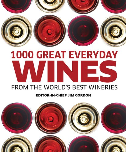 1000 Great Everyday Wines by DK Publishing
