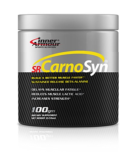 Inner Armour and SR CarnoSyn Powder | Sustained Release Beta-Alanine, Proven to Delay Muscle Fatigue | 100 Grams