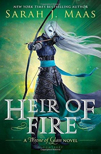"""Heir of Fire (Throne of Glass)"" av Sarah J. Maas"
