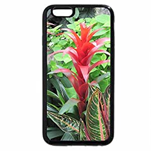iPhone 6S / iPhone 6 Case (Black) Flowers for a cause 30