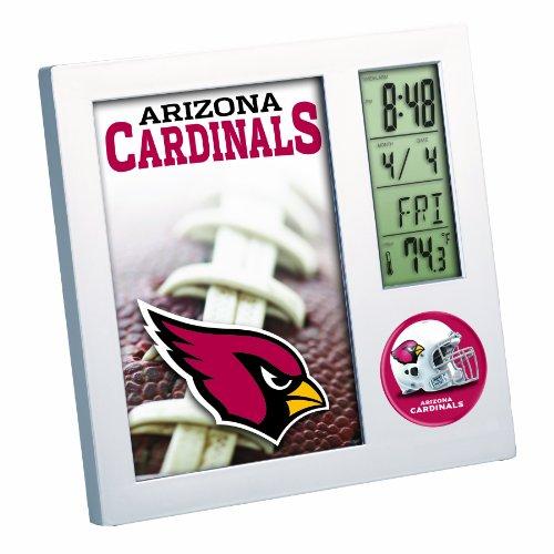 - NFL Arizona Cardinals Digital Desk Clock