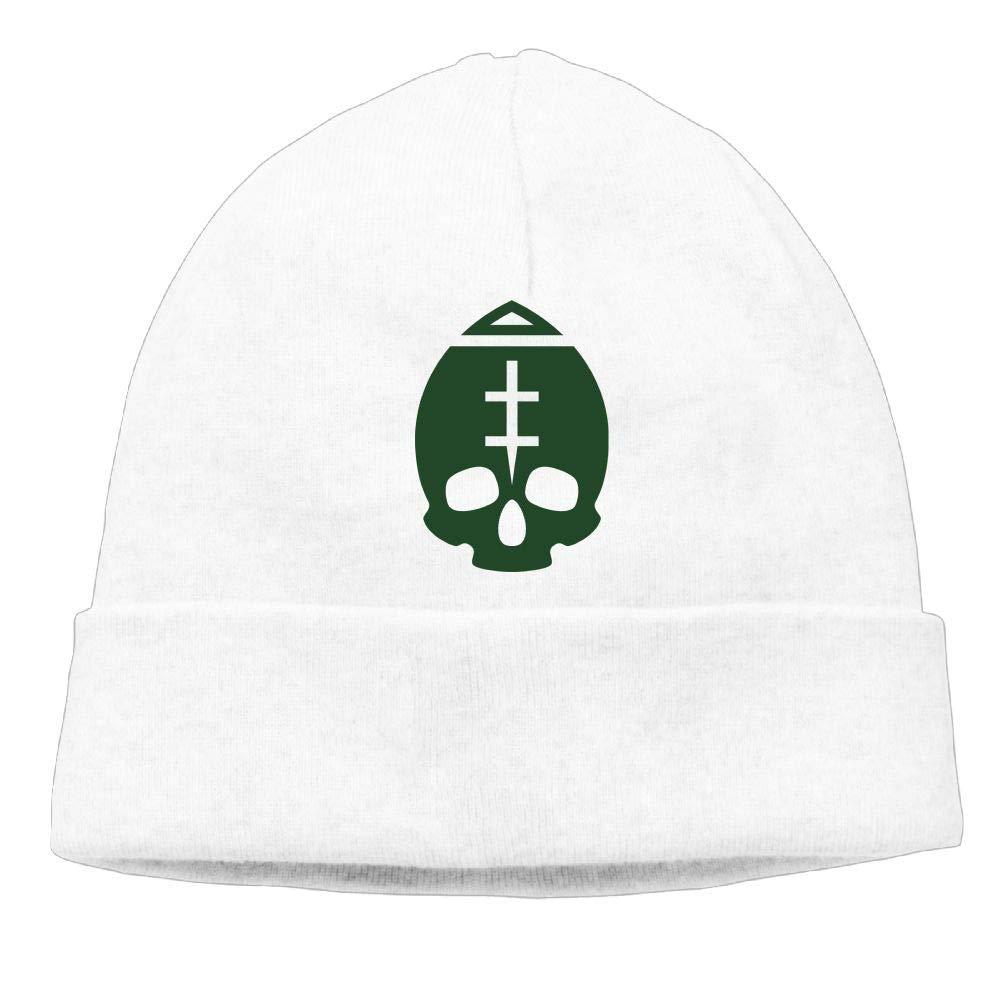 Oopp Jfhg Skull Football Beanies Knit Hats Ski Cap Unisex