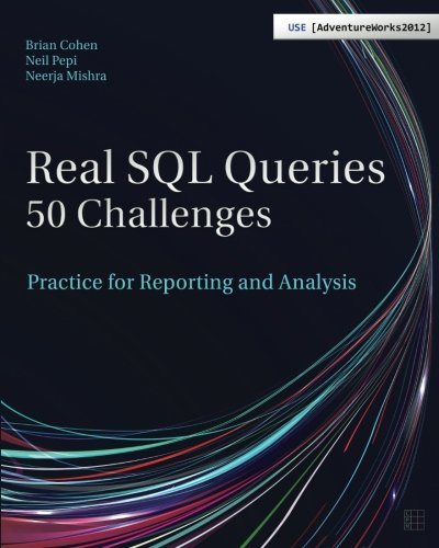 Real SQL Queries 50 Challenges product image