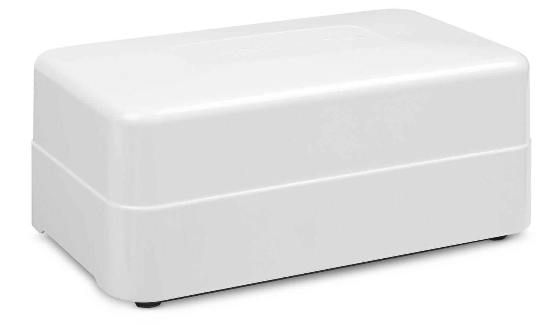 Medion MD 17664 - Batidora amasadora, niveles de velocidad, conjunto de accesorios de 5 piezas, potencia de 300 vatios, 3.5 L acero inox, color blanco