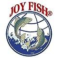Joy Fish 8 Inch Nylon Cable Ties Wire Ties (Set Of 100PCs,Black)