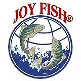 Joy Fish 14.5'' Super Heavy Duty Nylon Cable Ties, 120 lb Test, 100 PC, Black