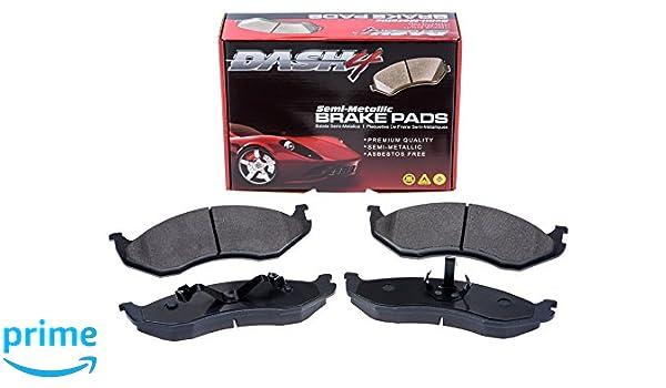 Dash4 MD600 Semi-Metallic Brake Pad