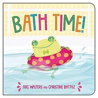 Book Cover: Bath Time!