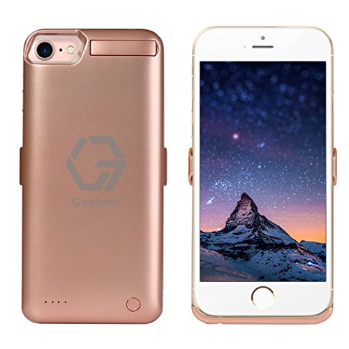 Geekmb Extended Portable charging Rose Gold product image