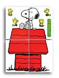 Eureka Giant Character Snoopy and Dog House Bulletin Board Sets (847611)