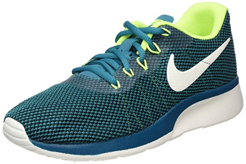 Nike Men's Tanjun Racer Running Shoes (11.5 D(M) US, Blustery/Sail/Volt)