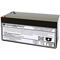 APC UPS Model BE350G-CN Compatible High-Rate Discharge Series Replacement Battery Backup Set - UPSANDBATTERY™