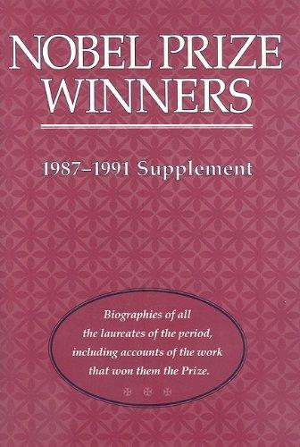 Nobel Prize Winners 1987-1991: 0 (NOBEL PRIZE WINNERS SUPPLEMENT) (1989 Supplement)
