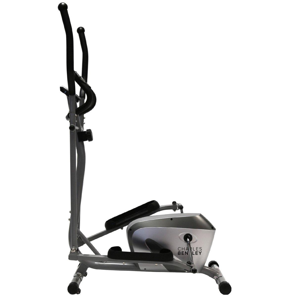 Bentley Fitness - Bicicleta elíptica de entrenamiento cardiovascular: Amazon.es: Deportes y aire libre