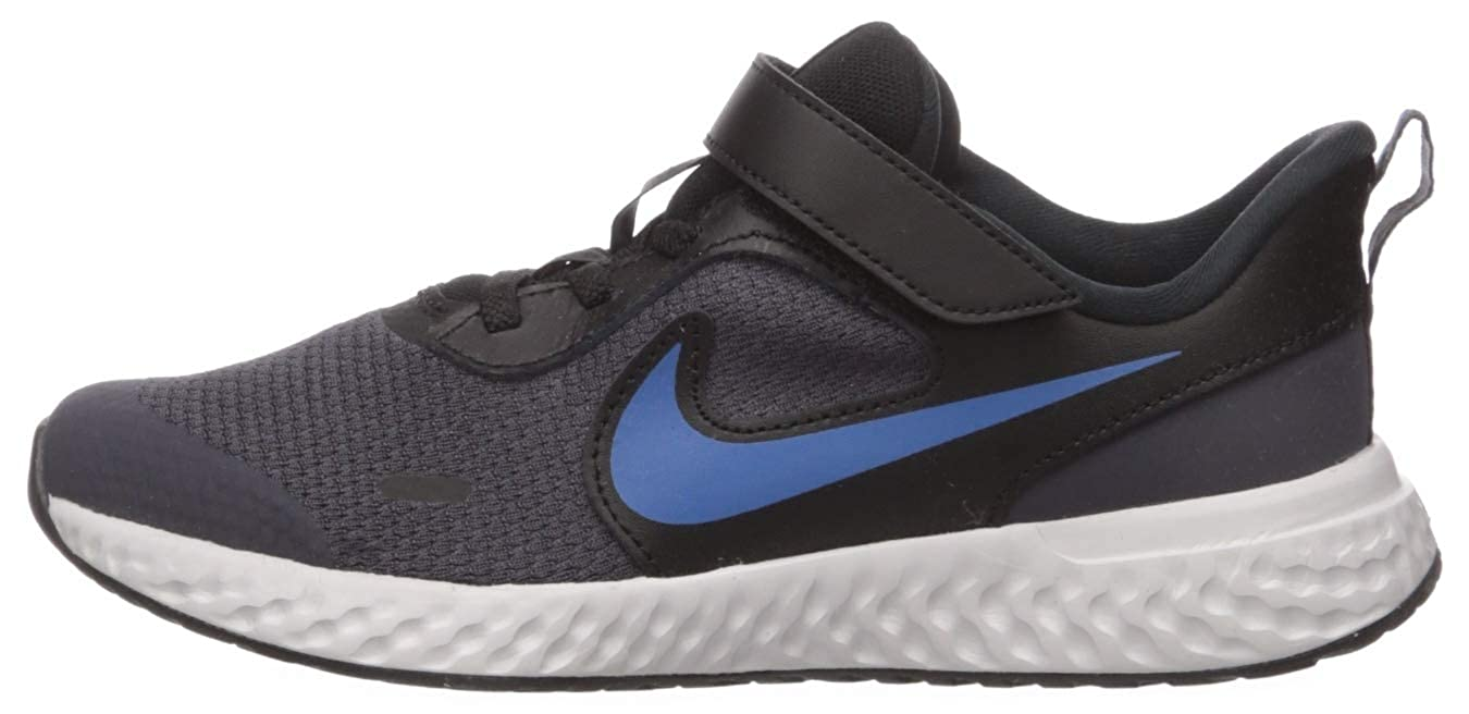 entre donante Garantizar  Nike Kids Revolution 5 Pre School Velcro Running Shoe Shoes Athletic