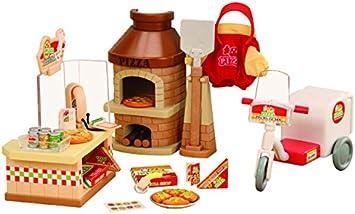 Amazon.es: SYLVANIAN FAMILIES - Pizzería Parlor, playset (2658): Juguetes y juegos