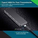 Hard-disk-esterno-2-TB-hard-disk-esterno-portatile-per-PC-laptop-e-Mac-2-TB-rosso