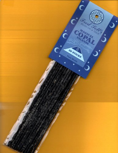 Fred Soll's Magical Copal Incense, 20 Sticks