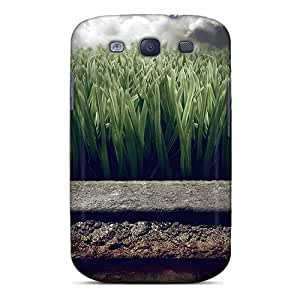 Awesome Design Earth Layers Hard Case Cover For Galaxy S3