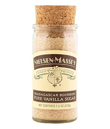 Nielsen-Massey Madagascar Bourbon Pure Vanilla Sugar, 7.5 (Apple Vanilla Sugar)