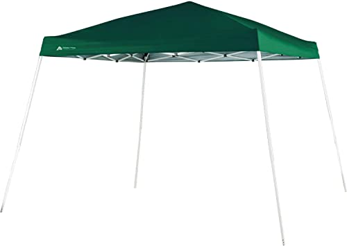 Ozark Trail 10×10 Slant Leg Instant Canopy