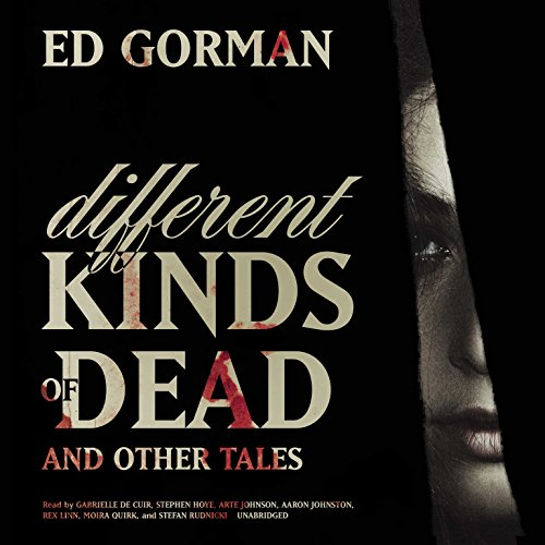 Bargain Audio Book - Different Kinds of Dead  and Other Tales