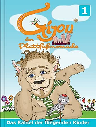 Gijou: Das Rätsel der fliegenden Kinder (German Edition) eBook ...