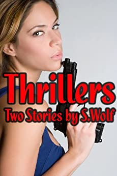 Thrillers by [Wolf, S]
