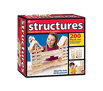 MindWare KEVA Structures 200-pc. Plank Set | Educational Computers