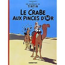 AVENTURES DE TINTIN (LES) T.09 : LE CRABE AUX PINCES D'OR