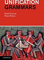 Unification Grammars Front Cover
