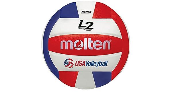Molten Premium Competition L2 - Balón de voleibol, aprobado por la ...