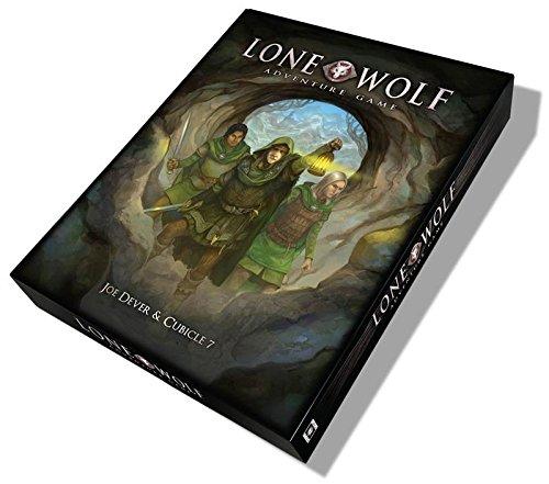 Lone Wolf Adventure Game ()
