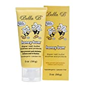 Bella B Honey Bum Diaper Rash Butter, 2 Oz