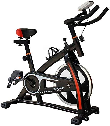 RUN Spinning en posición Vertical Bicicletas, 100cm (L) x 50cm (W ...
