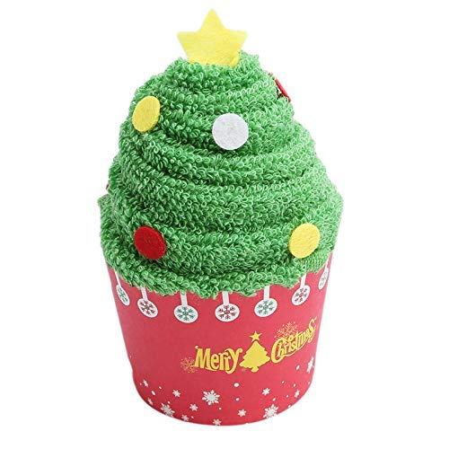 estes. el Christmas Tree Asciugamano 1PCS30 * 30 cm Estes.el