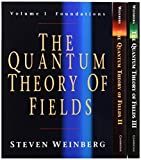 The Quantum Theory of Fields 3 Volume Paperback Set (V. 1-3)
