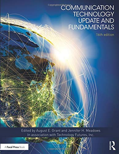 Communication Technology Update and Fundamentals: 16th Edition by Routledge