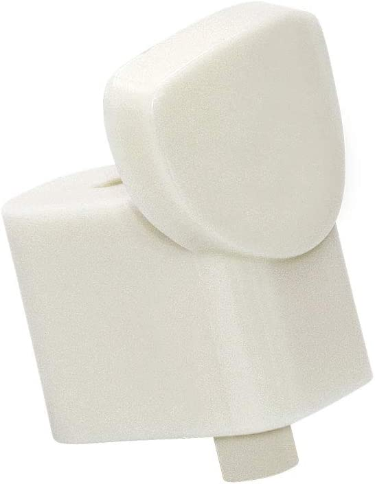AMI PARTS WB06X10943 Handle Support White Compatible with GE Microwave