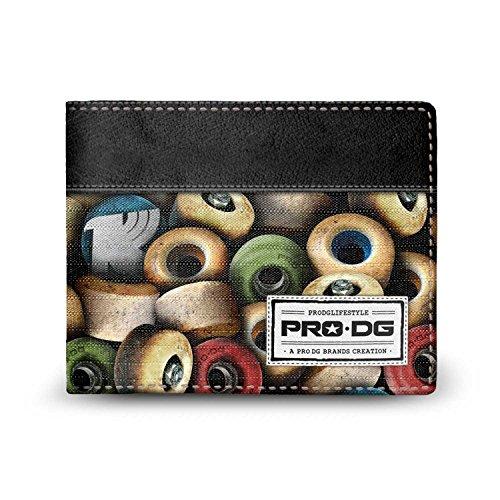 PRODG PRODG Wheels-Portefeuille Freestyle Münzbörse, 12 cm, Beige