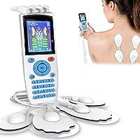 Appareil d'électrostimulation numérique EMS/TENS pour Le soulagement de la Douleur, la Stimulation Musculaire et la...